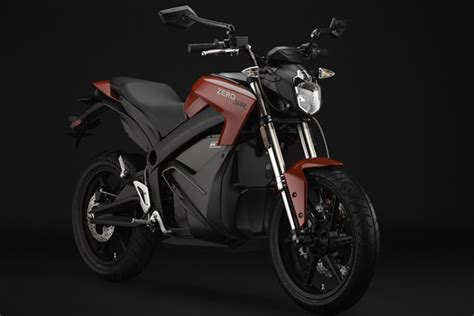 2014 Zero Motorcycles Up To 171 Mile Range, 060 Mph As