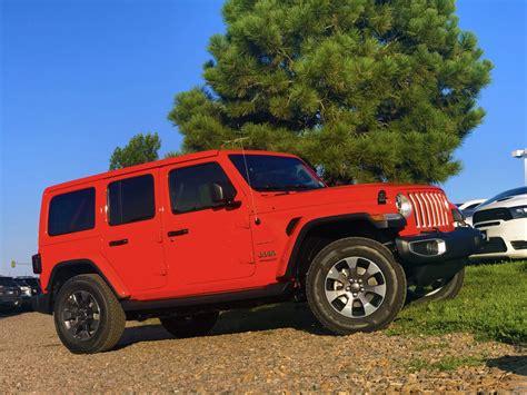 2019 Jeep 2 0 Turbo Mpg by 2018 Jeep Wrangler 2 0 Liter Turbo Models Finally