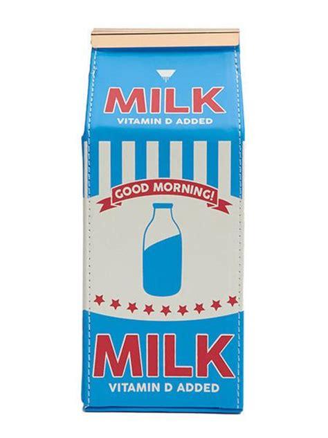 milk carton blue milk cross bag skinnydip