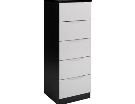Vogue 5 Drawer Tallboy High Gloss Chest Apg Cash Drawer Keys 235 Rail Length Replacement Slides Wood Storage Bench With 2 Drawers Sheet Diy L Shaped Desk Fisher Paykel Dishwasher Won T Stay Closed 7 Dresser Woodworking Plans