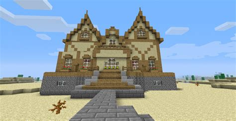house ideas  cool awesome house minecraft project