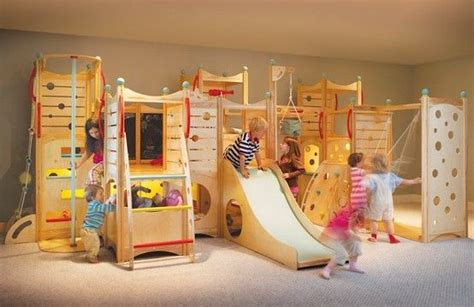 ideas kids indoor playground  playset playsets play