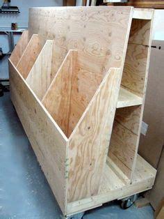 rangement de l atelier on lumber rack lumber storage and wood storage