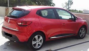 Clio Rouge : ma clio iv rouge version dynamique dci 90 ~ Gottalentnigeria.com Avis de Voitures