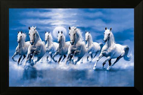 saf  horses ink painting price  india buy saf