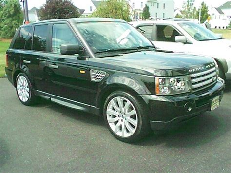 Land Rover Range Rover Modification by Dendude2 2006 Land Rover Range Rover Sport Specs Photos