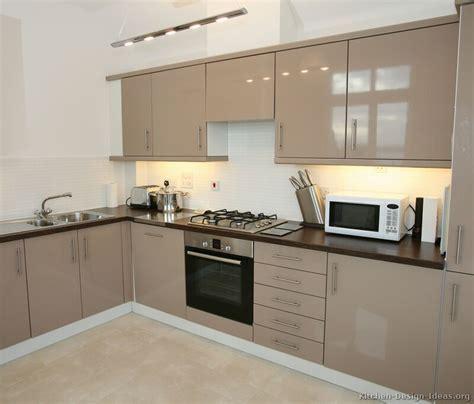 contemporary kitchen cabinets dark   Design Idea and
