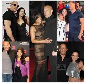 Vin Diesel & Michelle Rodriguez | Vin Diesel | Pinterest