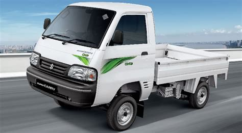 Suzuki Mini Truck Specs by Maruti Suzuki Carry Cng Price Specs Features Photos