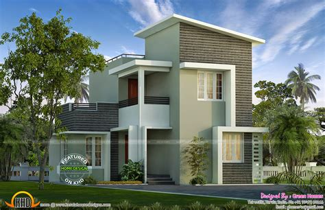 home design plans small plot storied house kerala home design and