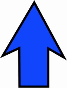 Arrows Pointing Up Clipart - Clipart Suggest