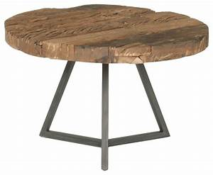 Timber small round coffee table rustic coffee tables for Small round rustic coffee table
