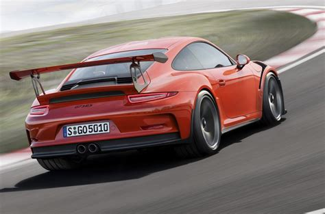 2016 Porsche 911 Gt3 Rs, Size
