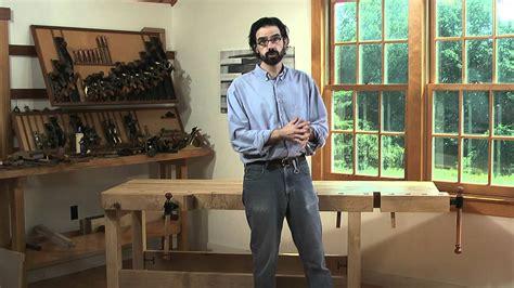 workbench design christopher schwarz  woodworking