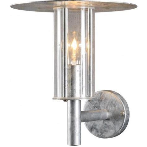 konstsmide mode single light outdoor wall lantern in
