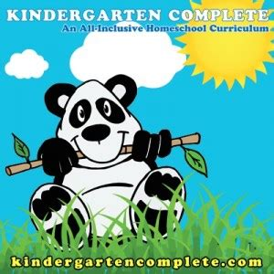 Free Kindergarten Homeschool Curriculum  Year Round Homeschooling