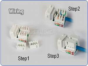Cat5e Wall Socket Wiring Diagram