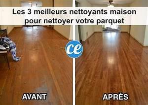 Appareil Nettoyage Sol Pour Maison : les 3 meilleurs nettoyants maison pour nettoyer votre parquet ~ Melissatoandfro.com Idées de Décoration