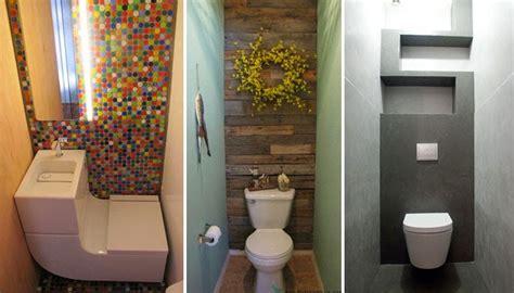 small toilets designed  tiny spaces interior