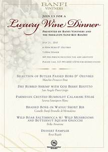 funky wine dinner menu template adornment example resume With wine dinner menu template