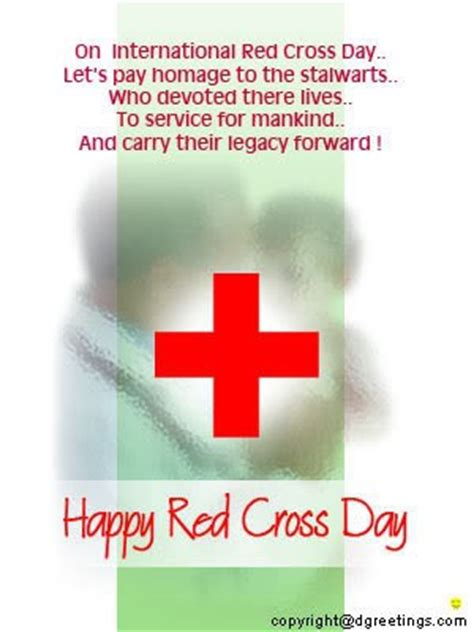 red cross quotes quotesgram