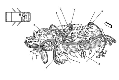 Cadillac Sts Egr Location Questions Answers With