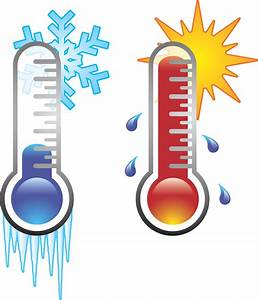 Hot And Cold Thermometer Clip Art | Clipart Panda - Free ...