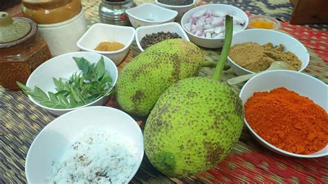 village food recipe kadachakka curry recipe indian