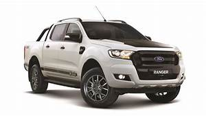 Limited Edition Ford Ranger Wildtrak and FX4 In New ...