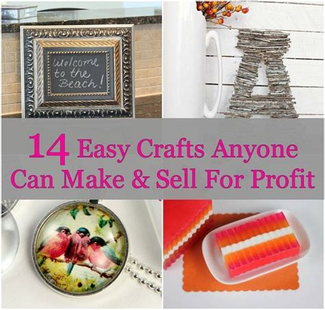 easy crafts    sell  profit saving money pinterest crafts  ojays