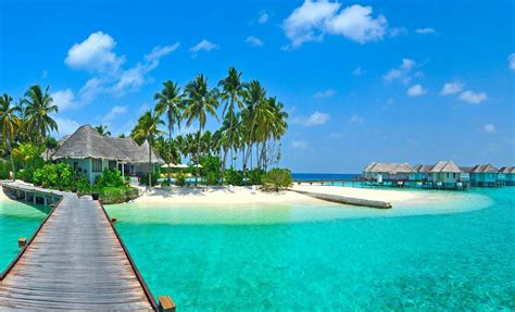A Budget Vacation  Deep Blue View