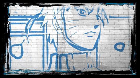 Grafiti Naruto : Naruto Graffiti Wallpaper By Lloviendo-amor On Deviantart