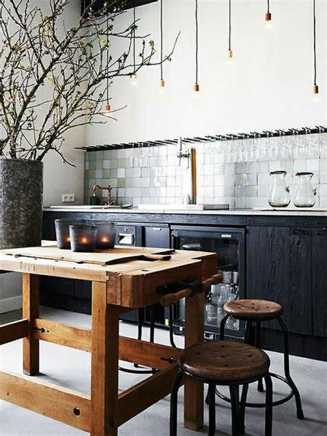 table cuisine carrel馥 la table haute de cuisine est ce qu est confortable