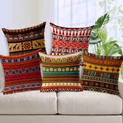 canapé style africain print cushions reviews shopping
