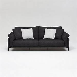 Canapé Haut De Gamme Tissu : canap contemporain haut de gamme design et fabrication ~ Premium-room.com Idées de Décoration