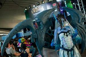 Morgana ghost bride cosplay in LCS Tenerife by NereaGOTHIC ...
