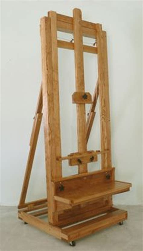 artist easel plans woodworking projects plans