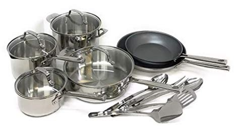 emeril lagasse cookware reviews  guide kitchensanity