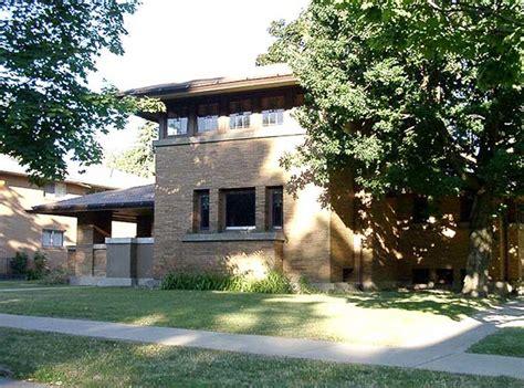 prairie style home barton house