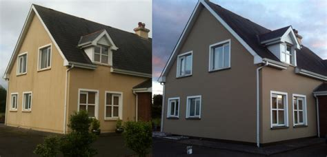 House Paint Colours Exterior Ireland  Home Painting