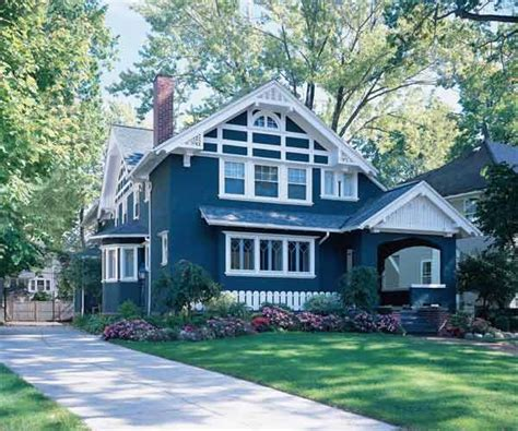 exterior home paint on white trim