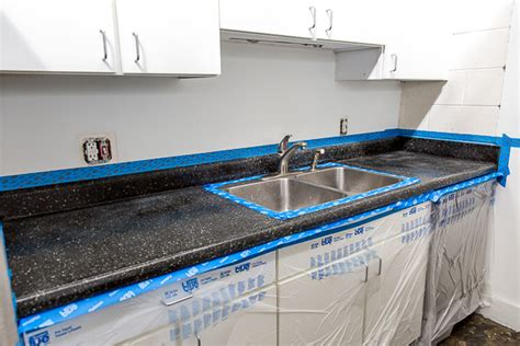 Counter Culture How To Resurface Laminate Countertops For