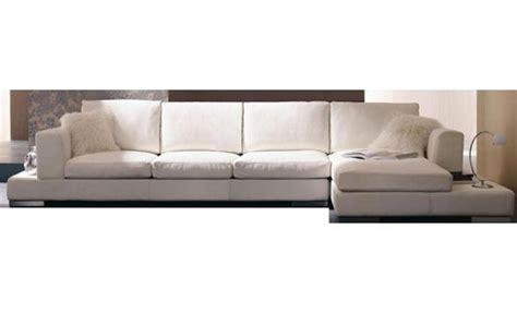 canapé avec meridienne photos canapé 4 places avec meridienne