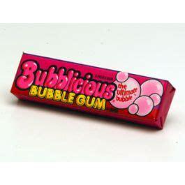 Bubblicious Bubble Gum - 18 / Box - Candy Favorites