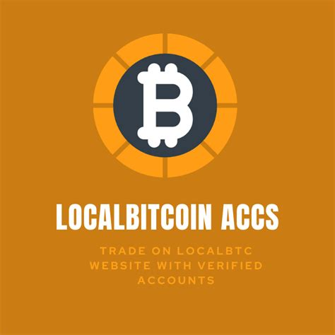 Points to consider before buying bitcoin in the uk. Buy Localbitcoins Accounts 2021, Best & Verified Trading ...