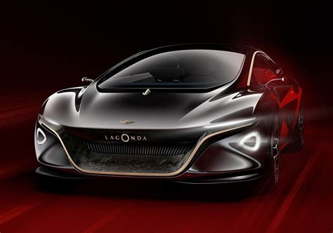 Aston Martin Previews The Future Of Lagonda With Their New