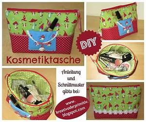Taschen Aufbewahrung Selber Machen : kosmetiktasche kulturbeutel handmade kultur ~ Orissabook.com Haus und Dekorationen