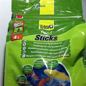 Tetra Pond Sticks : aquarium tetra koi gold fish food floating pond sticks 4l 450g made in germany in fish aquatic ~ Yasmunasinghe.com Haus und Dekorationen