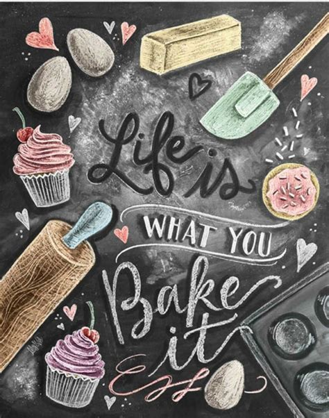 Cute Kitchen Chalkboard Sayings Pictures Also Awesome ~ Swavla