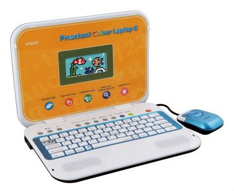 vtech 80 120644 preschool colour laptop e buecher de 835 | 33107368z